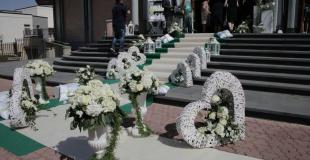 décoration fleurs cérémonie